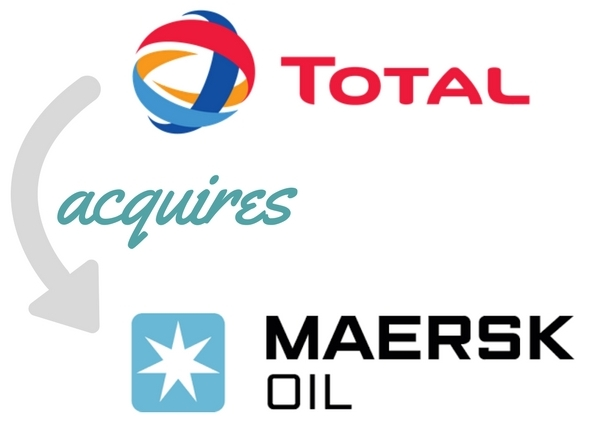 Total Acquires Maersk Oil